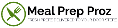 Meal Prep Proz - Meal Prep Delivery in Michigan. Sign Up Today!